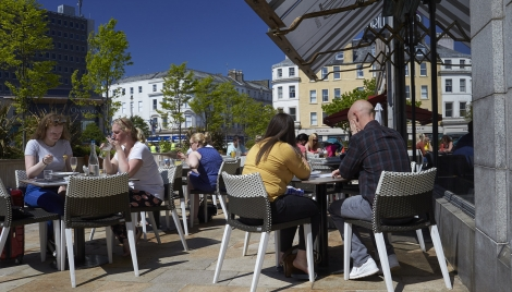 Funds for city centre recovery Image