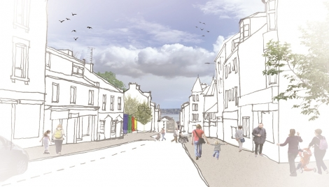 Spaces for People Hilltown Image