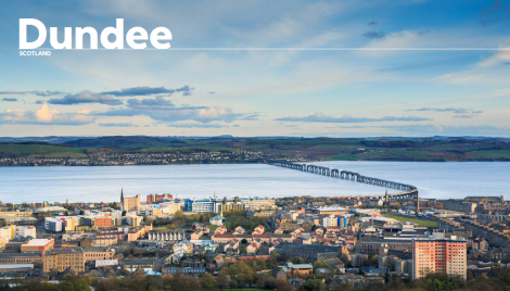 Dundee in world