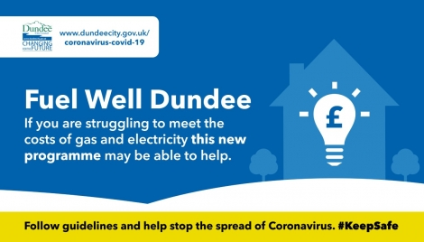 Help for households facing fuel poverty Image