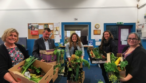 Council Supports Challenge Poverty Week Image