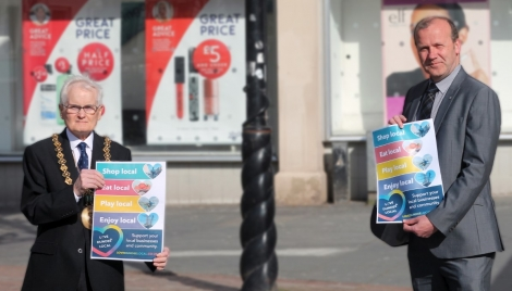 """Residents urged to """"Love Dundee Local"""" Image"""