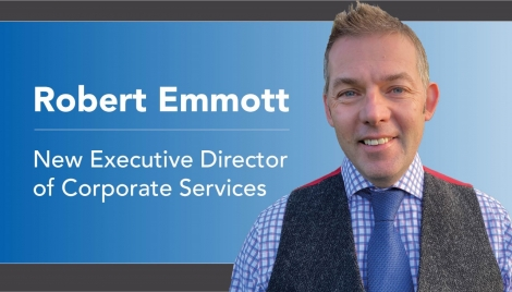 New Executive Director of Corporate Services  Image