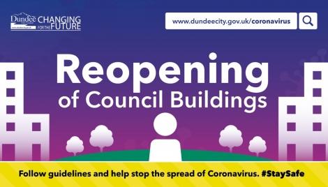 Update on Building Reopenings Image
