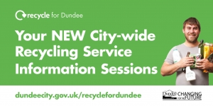 Information Sessions for Recycling Changes Image
