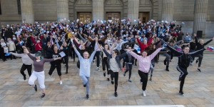 Dundee Euro Culture Bid Gets Stunning Send Off Image
