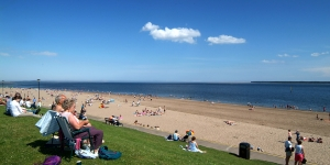 Broughty Ferry beach award Image
