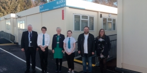 Pupils return home to Braeview Academy Image