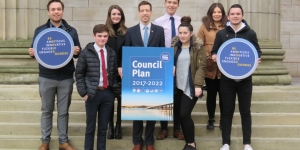Councillors to discuss five-year plan Image