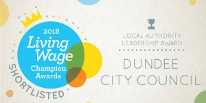 Council shortlisted for Living Wage award Image