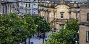 Dundee named one of the most eco-friendly high streets in UK Image