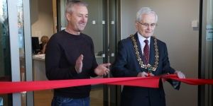 Menzieshill Community Hub Official Opening Image