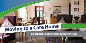 Advice on Moving to a Care Home Image