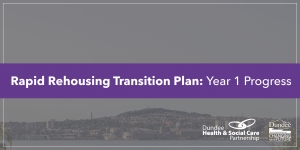 Rapid rehousing progress Image