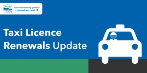 Taxi licence renewals update Image