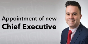 Appointment of New Chief Executive Image
