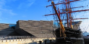 Dundee recognised in 2020 Heritage Index Image