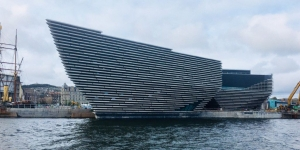 V&A Dundee Opening Date Announced Image