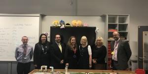 Dundee Teachers Get National Digital Plaudits Image