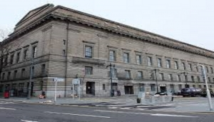 Caird Hall signs Image