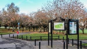 Environmental and Playground Improvements Image