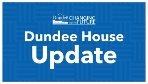 Dundee House reopens for essential staff Image
