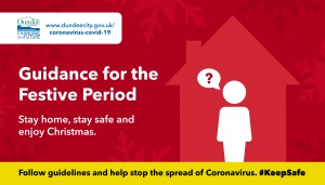 Caution urged over festive period Image