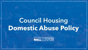 Council Housing Domestic Abuse Policy Image