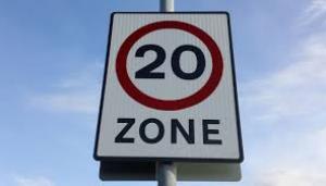 Permanent 20mph zones proposal Image
