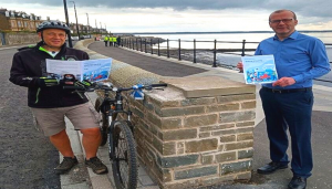 Step up for active travel Image