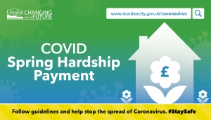 COVID Spring Hardship Payment Image