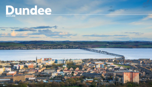 Dundee in world's top places of the future Image