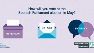Postal Vote Application Deadline Approaches Image
