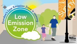 Low Emission Zone Delivery Plan Image