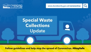 Special waste collections to return on phased basis Image