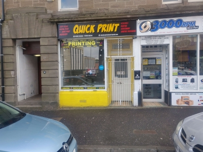 Retail Unit, 16 West Port<br/>West Port<br/>Dundee<br/>DD1 5EP<br/>City Centre<br/>Property Image