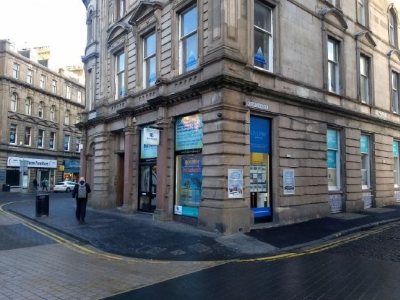 Retail Unit/Office, 13 Albert Square<br/>Dundee<br/>DD1 1XA<br/>City Centre<br/>Property Image