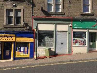 Retail Unit, 120A Hilltown<br/>Dundee<br/>DD3 7BG<br/> Image