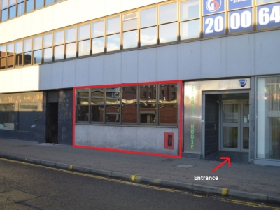 Office, 132 Seagate<br/>Dundee<br/>DD1 2HD<br/>City Centre<br/> Image