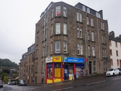 Retail Unit/Office, 30 Gardner Street<br/>Dundee<br/>DD3 6DR<br/>Lochee area<br/> Image