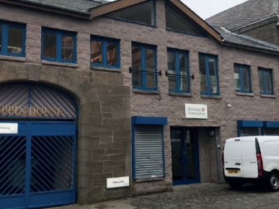 Office, Appin House<br/>2B North Isla Street<br/>Dundee<br/>DD3 7JQ<br/>Dens Road Area<br/> Image