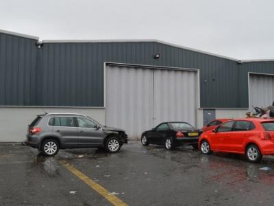 Industrial Unit, Unit C, 1 Faraday Street<br/>Dundee<br/>DD2 3QQ<br/>Dryburgh Industrial Estate<br/> Image