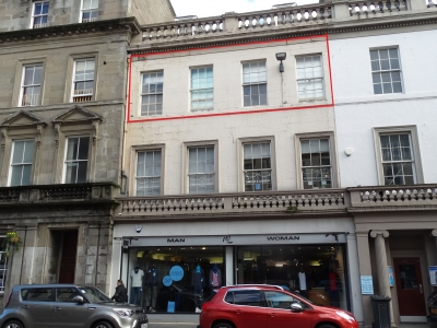 Offices, 2nd Floor, 61 Reform Street<br/>Dundee<br/>DD1 1SP<br/> Image