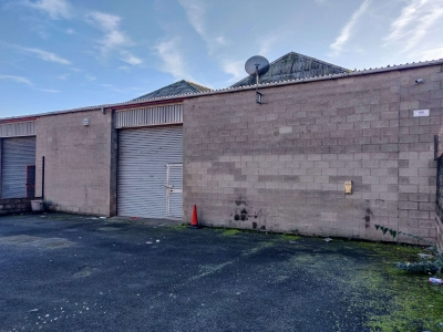 Industrial Unit, 12B Miln Street<br/>Dundee<br/>DD1 5DD<br/>Blackness Industrial Area<br/> Image