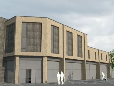 New Build Retail Units, Dickson Avenue<br/>Dundee<br/>DD2 4TQ<br/>Miscellaneous/General<br/> Image