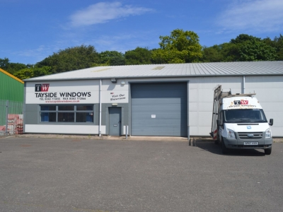 Industrial Unit, 16B Tom Johnston Road<br/>Dundee<br/>DD4 8XD<br/>West Pitkerro Industrial Estate<br/> Image
