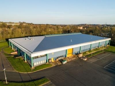 Industrial Unit, Claverhouse Industrial Park<br/>Charles Bowman Avenue<br/>Dundee<br/>DD4 9UB<br/> Image