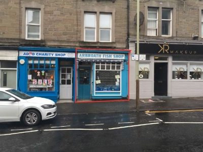 Retail Unit, 164 Albert Street<br/>Dundee<br/>DD4 6QW<br/>Stobswell area<br/> Image