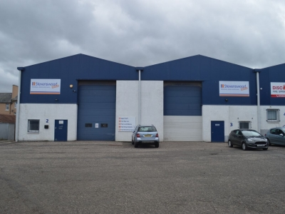 Industrial Units, 2 & 3 Taygate Trading Estate, <br/>Coldside Road<br/>Dundee<br/>DD3 8DF<br/>Taygate Trading Estate<br/> Image