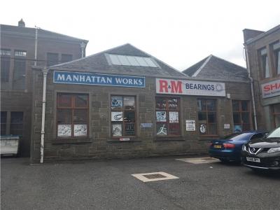Industrial Unit, Unit 13 Manhattan Works<br/>Dundee<br/>DD3 7PY<br/>Manhattan Works<br/> Image
